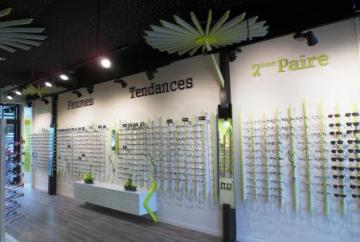 Les Opticiens Mutualistes - Magasin de Lesneven